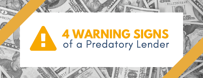 Retail Business Owners: Read These 4 Warning Signs of a Predatory Lender
