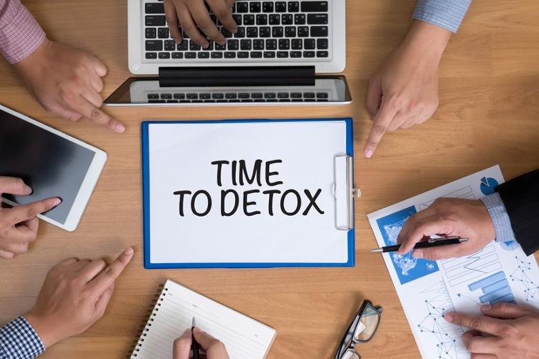 financial detox